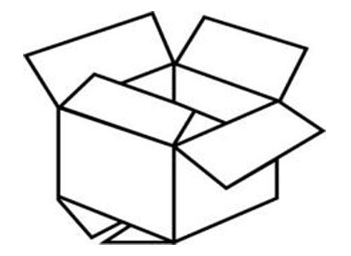 RSC 普通开槽纸箱